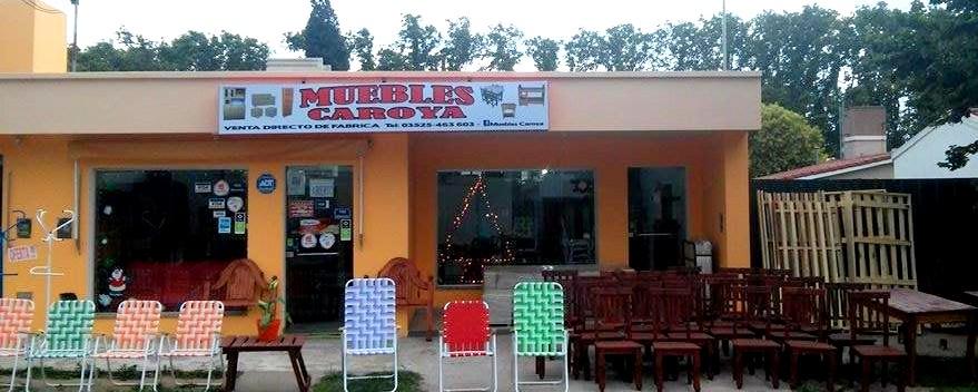Muebles caroya bazar y regaler a en colonia caroya for Bazar en cordoba